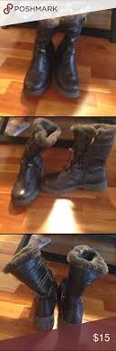 s khombu boots size 9 khombu boots brown size 9 beautiful s fur lined khombu