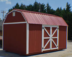 Hip Roof Barn by Barns And Barn Style Sheds Leonard Buildings U0026 Truck Accessories