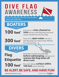 All The State Flags Keeping Divers Safe Dive Flag Awareness