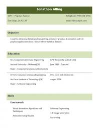 top best resume format for engineer 2016 resume template example