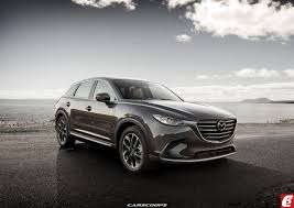 mazda 9 future cars 2017 mazda cx 9 suv sharpens up kodo style