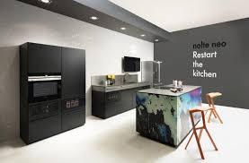 Loft Modern Super Modern Patterned Loft Kitchen Designs By Neo Digsdigs