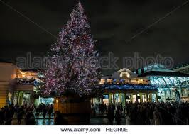 Christmas Garden Decorations Uk christmas lights in covent garden london uk stock photo royalty