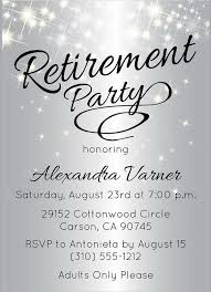 party invitation wording retirement party invitation wording retirement party invitation