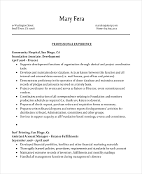 Resume Examples Free Download by 10 Entry Level Administrative Assistant Resume Templates U2013 Free