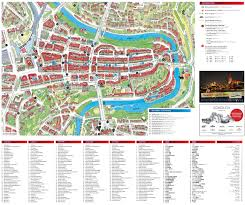 New York Sightseeing Map by Bern Sightseeing Map