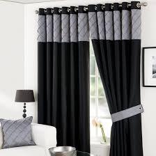 Curtain Pole Dunelm Black Parisian Eyelet Curtain Collection Dunelm House Ideas
