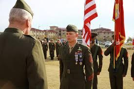 Usmc Flag Officers Reconnaissance Marine Awarded Silver Star Medal Purple Heart