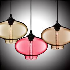 hand blown glass light globes in stock hand blown glass pendant light fish bowl shade ceiling