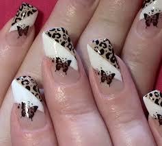 design selber machen leo schmetterling nageldesign selber machen nail design