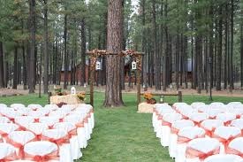the gathering place at pinetop u2014 the perfect location for your wedding