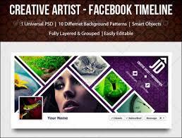40 psd facebook timeline covers you u0027ll love designbump