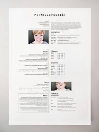 Portfolio Resume Sample by 128 Best Cv Resume Portfolio Images On Pinterest Portfolio
