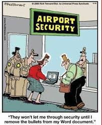 Universal Memes - airport security remove bullets from word funny meme funny memes