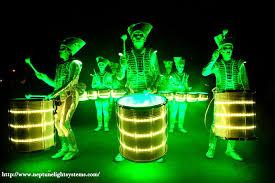 Halloween Lighting Tips by Rockstix 2 Hd Neon Ultra Bright Led Light Up Drum Sticks Are