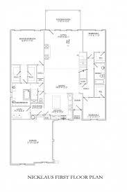 Patio Floor Plans The Nicklaus 1b Floor Plan Signature Homes