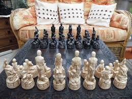 coolest chess sets welcome chess moulds u0026 more