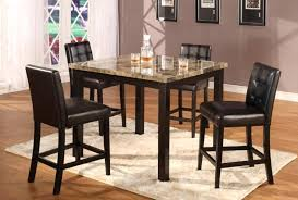 tall round dining table set tall round kitchen table and chairs kitchen marvelous tall round