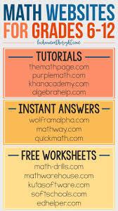 165 best math stuff images on pinterest teaching ideas teaching