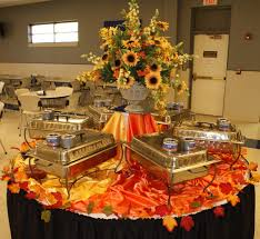 pinterest thanksgiving table settings sunflower centerpiece ideas picnic tables fall table decoration