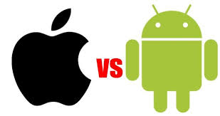 os android android vs ios mobile os wars are basically suggests new