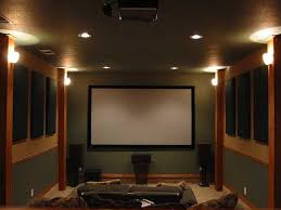 plain decoration media room paint colors bold design movie room