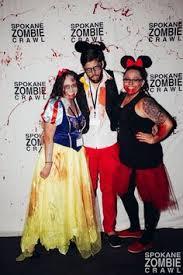 Mice Halloween Costumes Freaky Mickey U0026 Minnie Mouse Friend Winners San Francisco