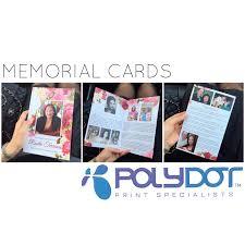 printed programs polydot printing beautiful memorial programs polydot printing