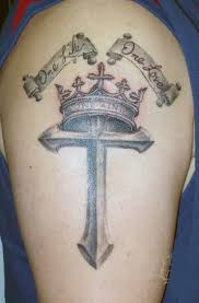 impressive one love tattoo design for men tattooshunter com