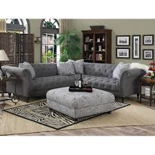 Tufted Sofa Sectional Best 25 Tufted Sectional Ideas On Pinterest Teal Velvet Sofa Gray