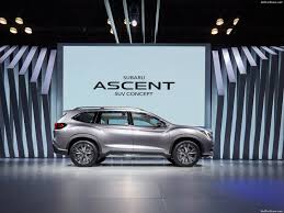 suv subaru 2017 subaru ascent suv concept 2017 picture 7 of 27