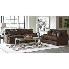 Chocolate Living Room Set Bisenti Chocolate Living Room Set Benchcraft Furniture Cart