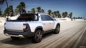 renault duster 2014 white 2014 renault duster oroch concept rear hd wallpaper 5