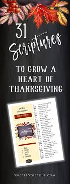31 scriptures to grow a of thanksgiving free downloads