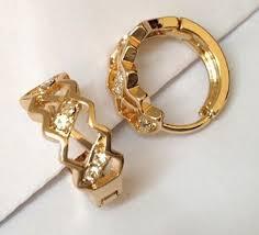 saudi arabia gold earrings shop online now chelskii earrings ksa souq