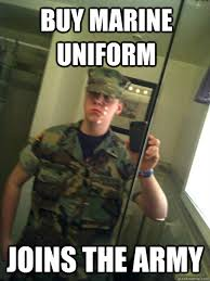 Funny Marine Memes - army memes about marines image memes at relatably com