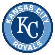 3 Round Area Rugs by City Royals Logo Roundel Mat 27