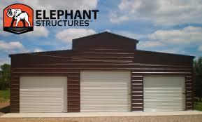 organize your backyard with elephant barns