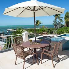 Patio Bar With Umbrella Outdoor Furniture Patio Seating Dining Lounges Decor Panama Jack