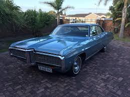 1968 pontiac bonneville iv generation 4 5 4 327 cui w8 gasoline