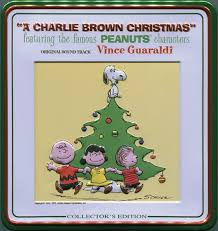 peanuts christmas soundtrack vince guaraldi a brown christmas featuring the