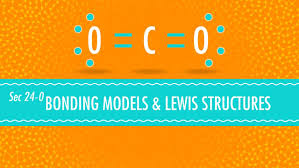 bonding models and lewis structures crash course chemistry 24
