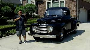 Classic Ford Truck Info - 1950 ford f 1 pickup classic muscle car for sale in mi vanguard