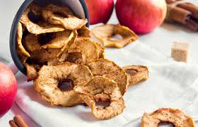 pam chef apple peeler baked sea salt apple chips farm girl