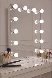 lullabellz hollywood glow vanity mirror led bulbs this is what