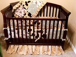 Western Baby Crib Bedding Custom Western Crib Bedding Glamorous Bedroom Design