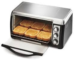 Toaster Oven Set Hamilton Beach 31331 Convection Toaster Oven Walmart Com