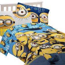 One Direction Comforter Set Minions Comforter Set Full Home Design Ideas