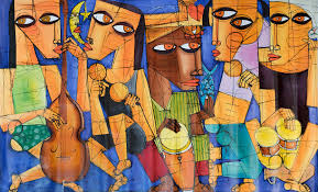 afro cuban art collection launch