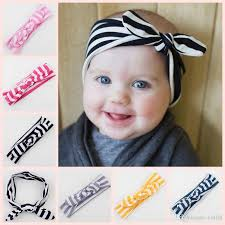baby girl headwraps knot headband baby girl headwraps striped turban headband baby